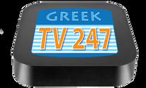 GreekTV247 Box + Zaap TV Greek (1 year subscription) + GreekTV on Youtube