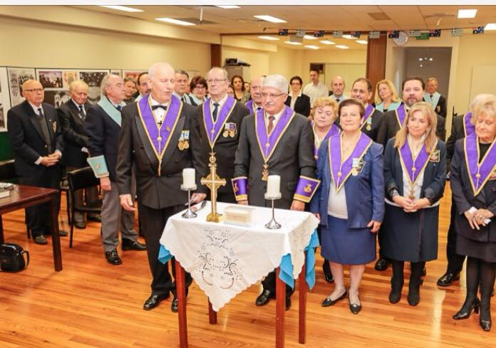 AHEPA Ceremony