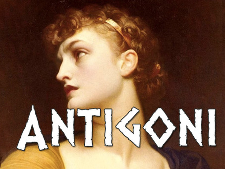 History of Chapter Antigone No 27 (Past 8)