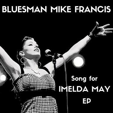 Bluesman Mike Francis