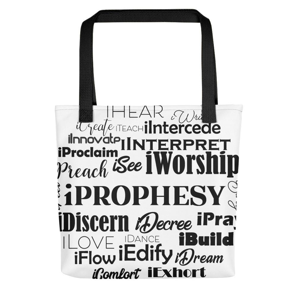 iProphesy Tote Bag
