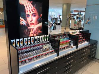 Experience Store en centro comercial