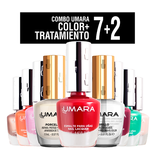Combo Color X7 + Tratamiento X2