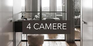 Apartamente noi, brasov, centru, central, Galaxy Residence, 4 camere, lux
