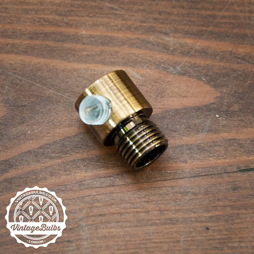 Metal Cord Grip #03 - Antique Bronze