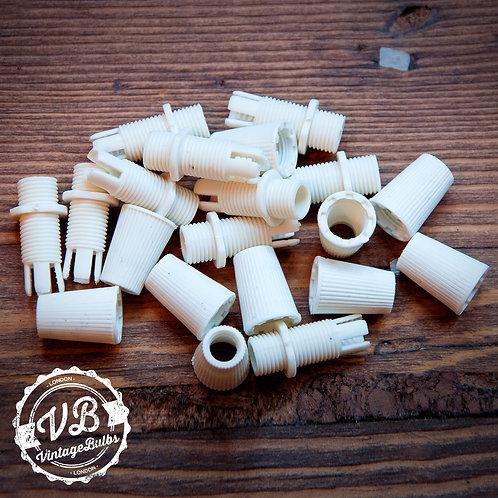 Plastic Cord Grip #01 - White