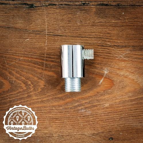 Metal Cord Grip #02 - Chrome