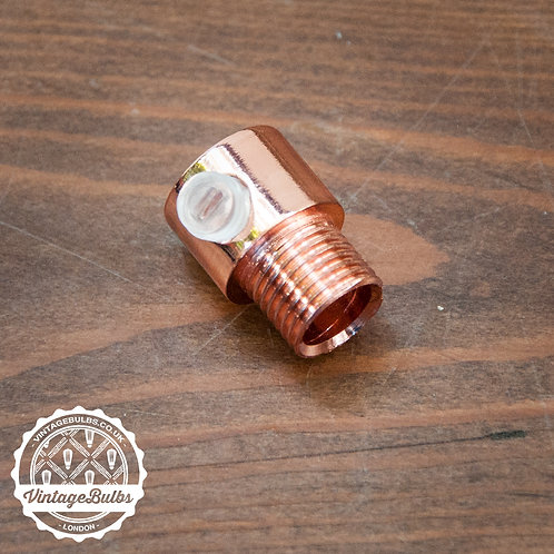 Metal Cord Grip #03 - Copper