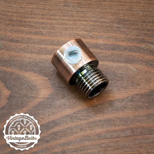 Metal Cord Grip #03 - Antique Copper