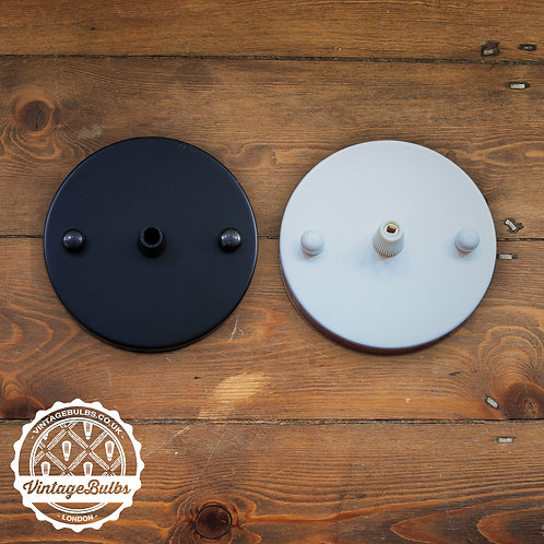 METAL CEILING ROSE #01 - MATTE