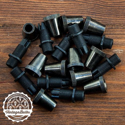 Metal Cord Grips #01 - Pearl Black