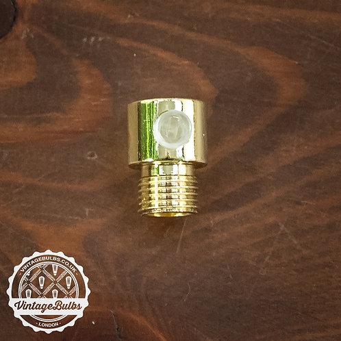 Metal Cord Grip #03 - Brass