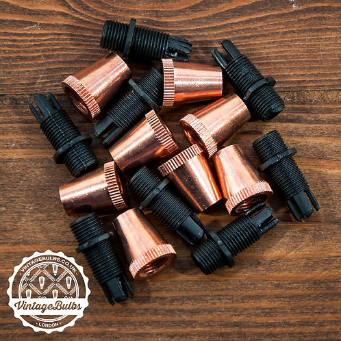 Metal Cord Grip #01 - Copper