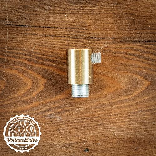 Metal Cord Grip #02 - Antique Bronze