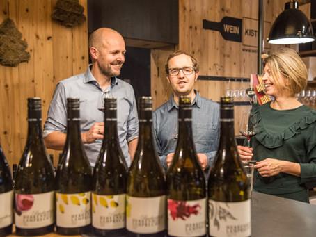 November '16 – Weinverkostung Herrenhof