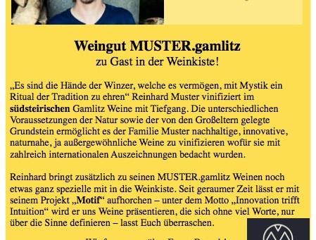 April '16 – Weinverkostung Muster.gamlitz