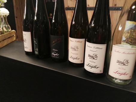 19. April 2018 – Weinverkostung Weingut Lagler