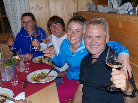 22. Juli 2018 – Weinkiste am Berg Degustations-Menü auf höchstem Niveau