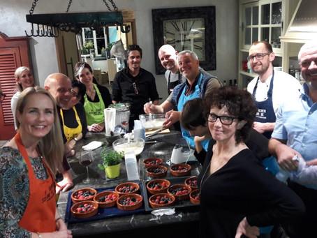 """17. Mai 2018 – Weinkiste auf Exkursion: """"Die Küche kocht in uns"""""""