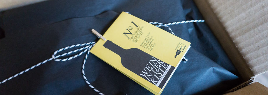 Wein-Abo: Wein in der Kiste