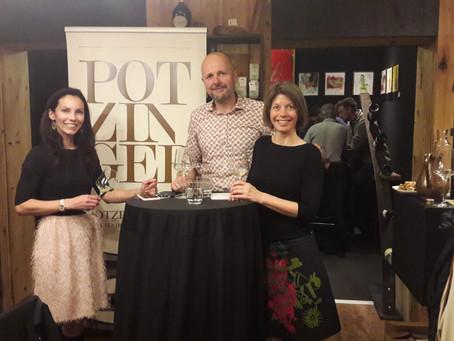 11. April 2019 – Weinverkostung Weingut Potzinger