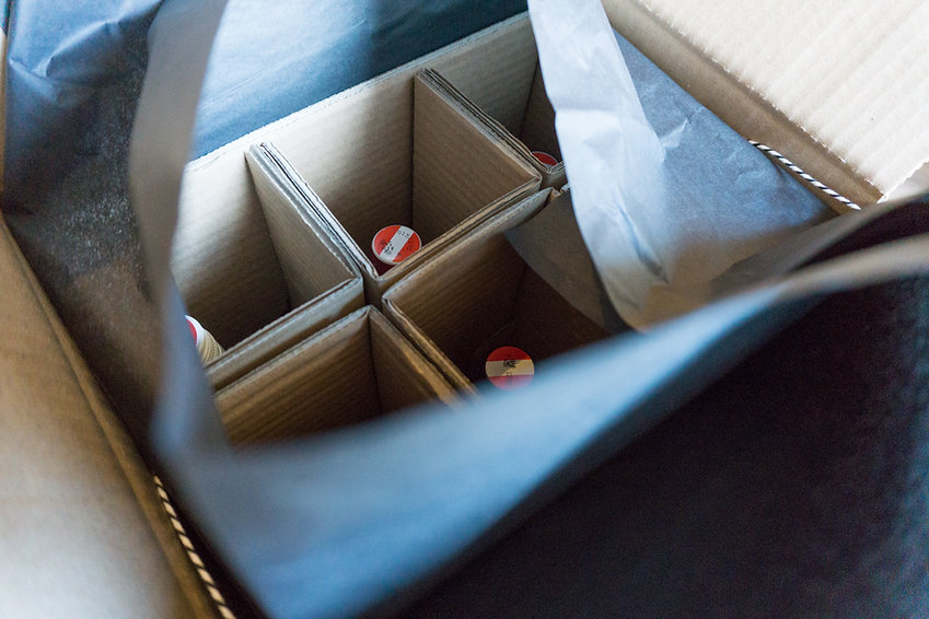 WeinAbo Wein in der Kiste von der Weinkiste
