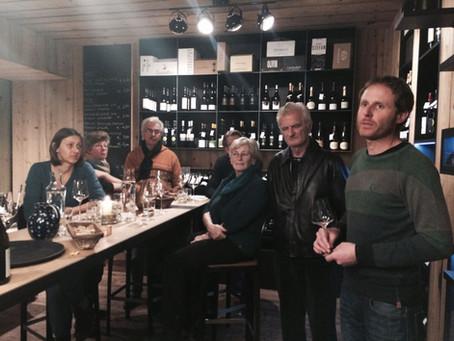 Jänner '15 – Weingut oberGuess war zu Gast in der Weinkiste