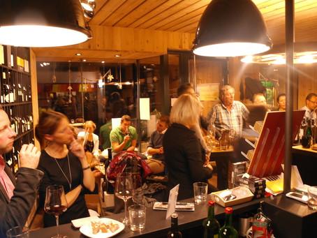 November '15 – Weinverkostung Winkler-Hermaden
