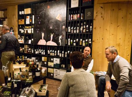 Ausstellung – Kunst und Wein: AlpinSchiele * STAMP