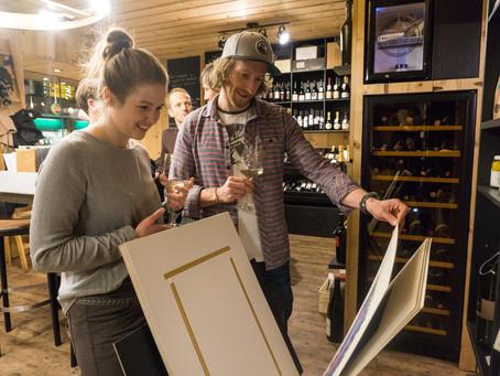 Ausstellung STAMP – Kunst & Wein