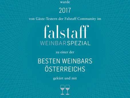 Falstaff zeichnet Weinkiste aus!