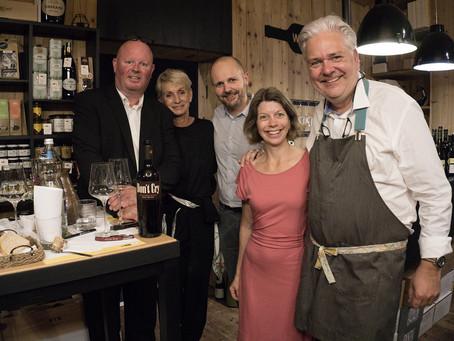 8. Juni 2017 – Sauvignon Blanc Verkostung