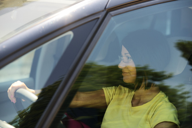 Can You Meditate While Driving? A new book describes a mindful approach to driving and living.