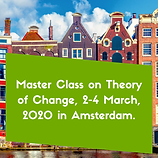 Master Class on Theory of Change, 2-4 Ma