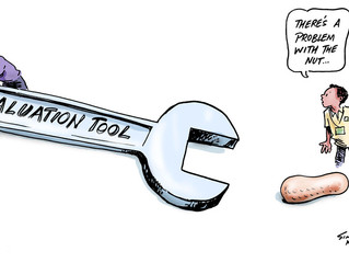 Wrench or Nutcraker? : Selecting Evaluation Methods for Complex Interventions