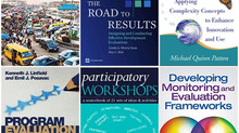 Books That Should Be in Every Library on Monitoring and Evaluation