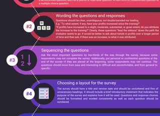 Design Awesome Surveys: More Tips!