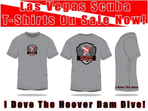 Las Vegas Scuba T-shirt