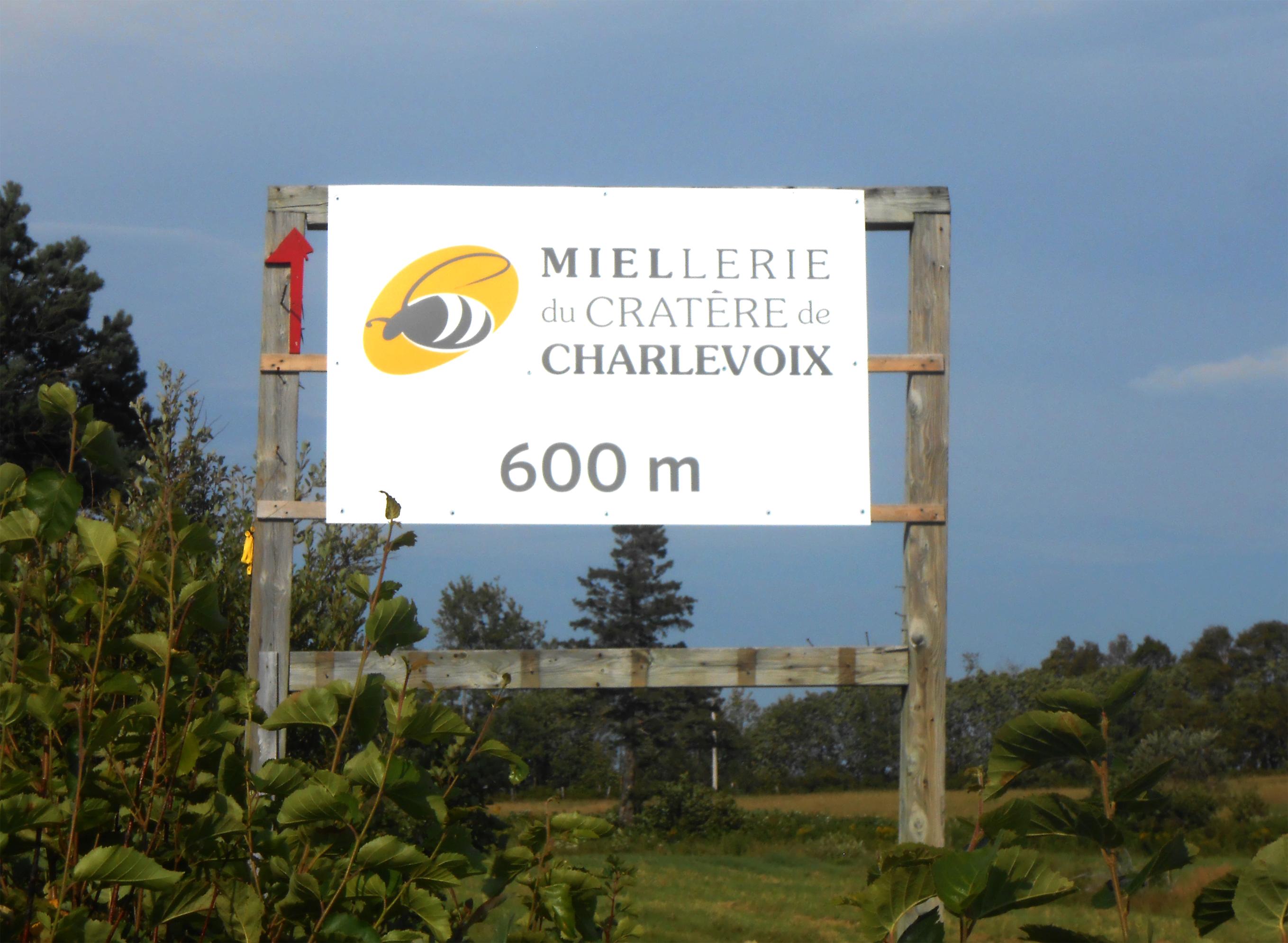 Miellerie du Cratère de Charlevoix