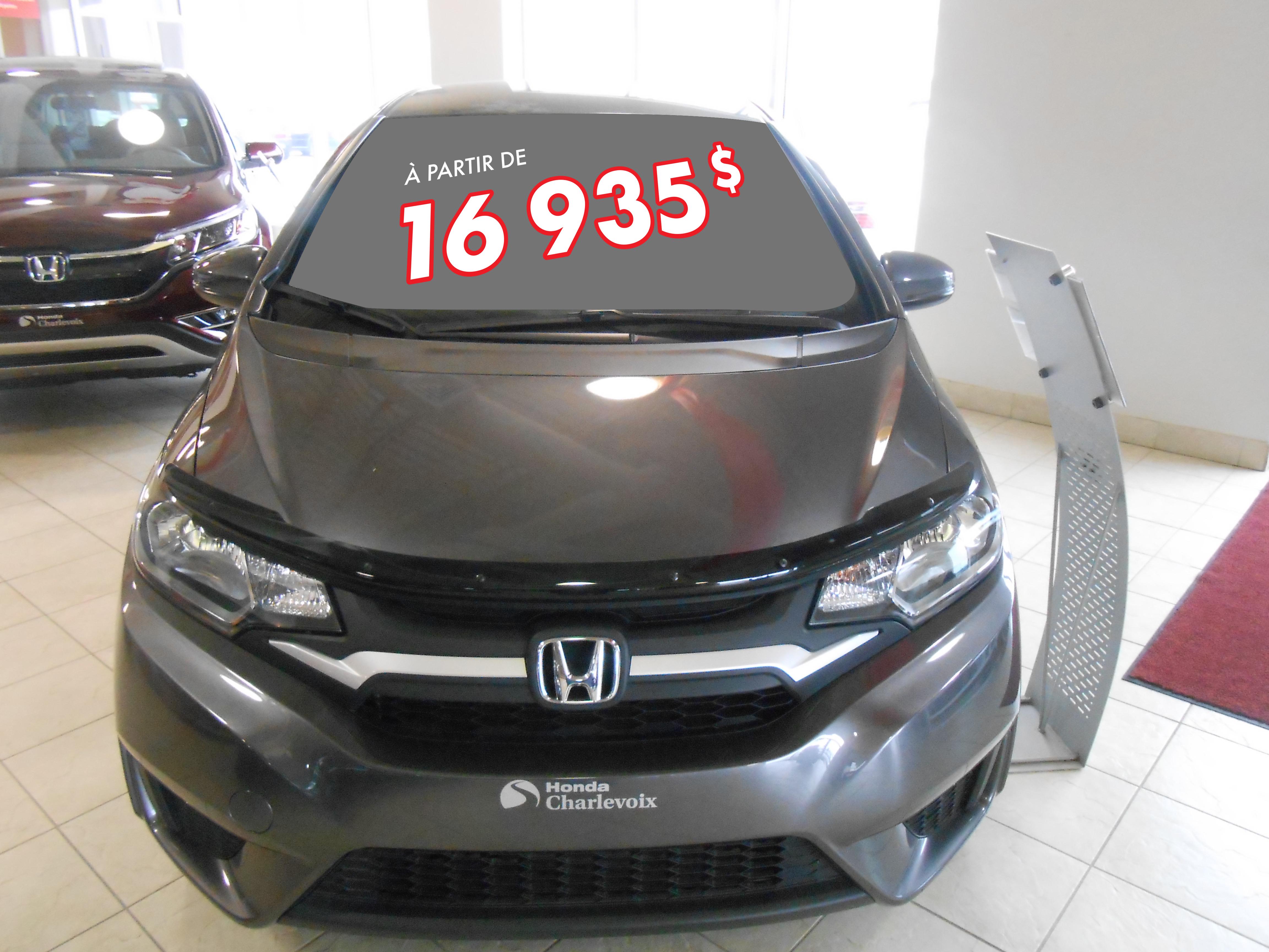 Honda Charlevoix
