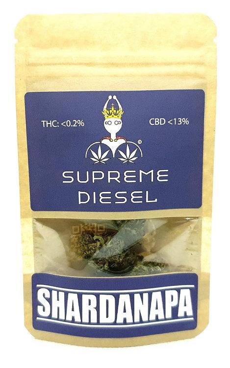 2g Supreme Diesel