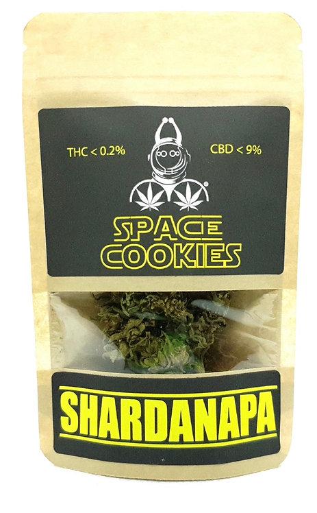 2g Space Cookies