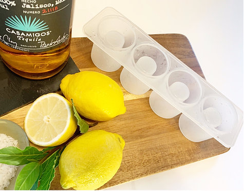 Ice Shot Glass Moulds