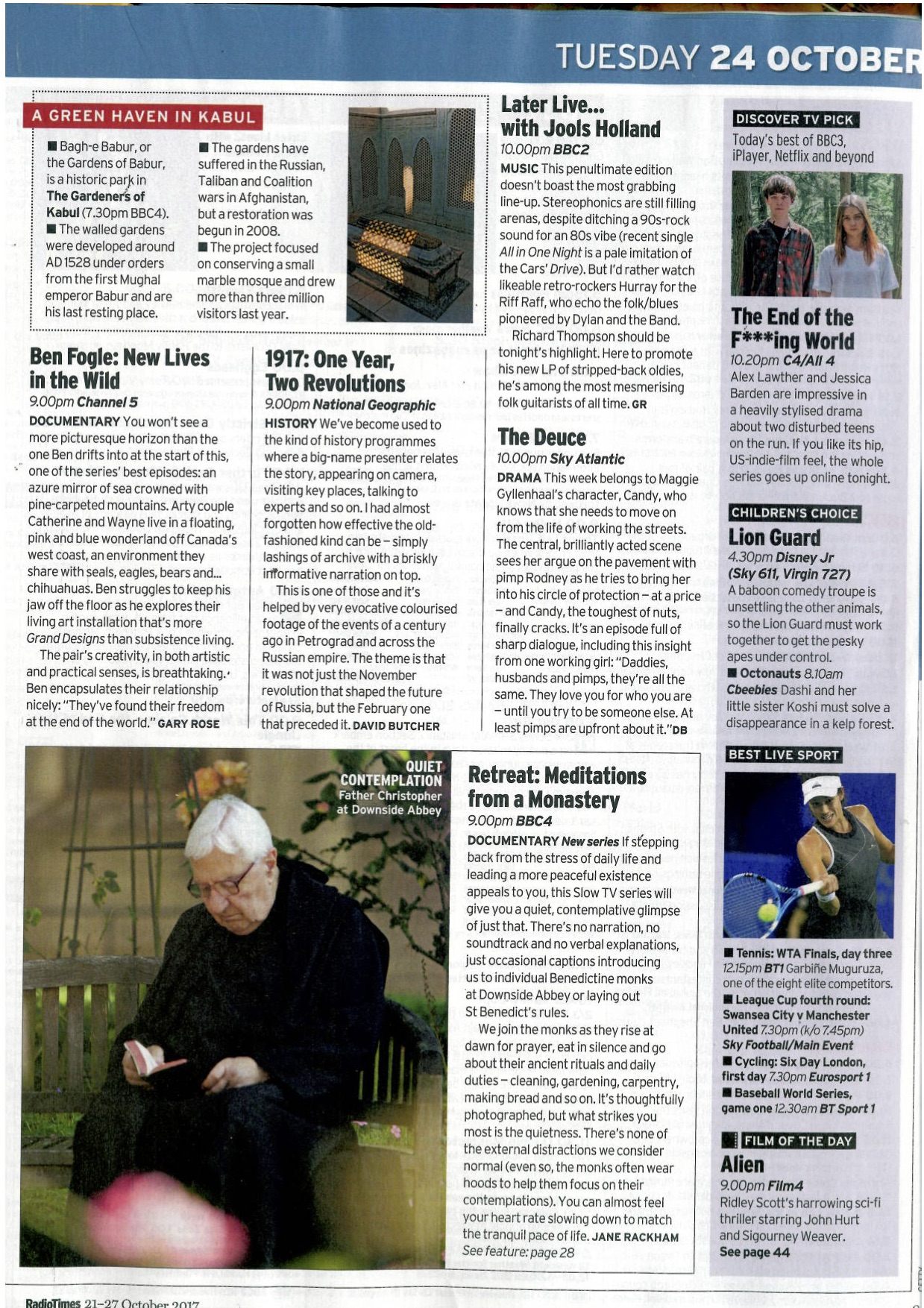 RETREAT_RADIO TIMES 4
