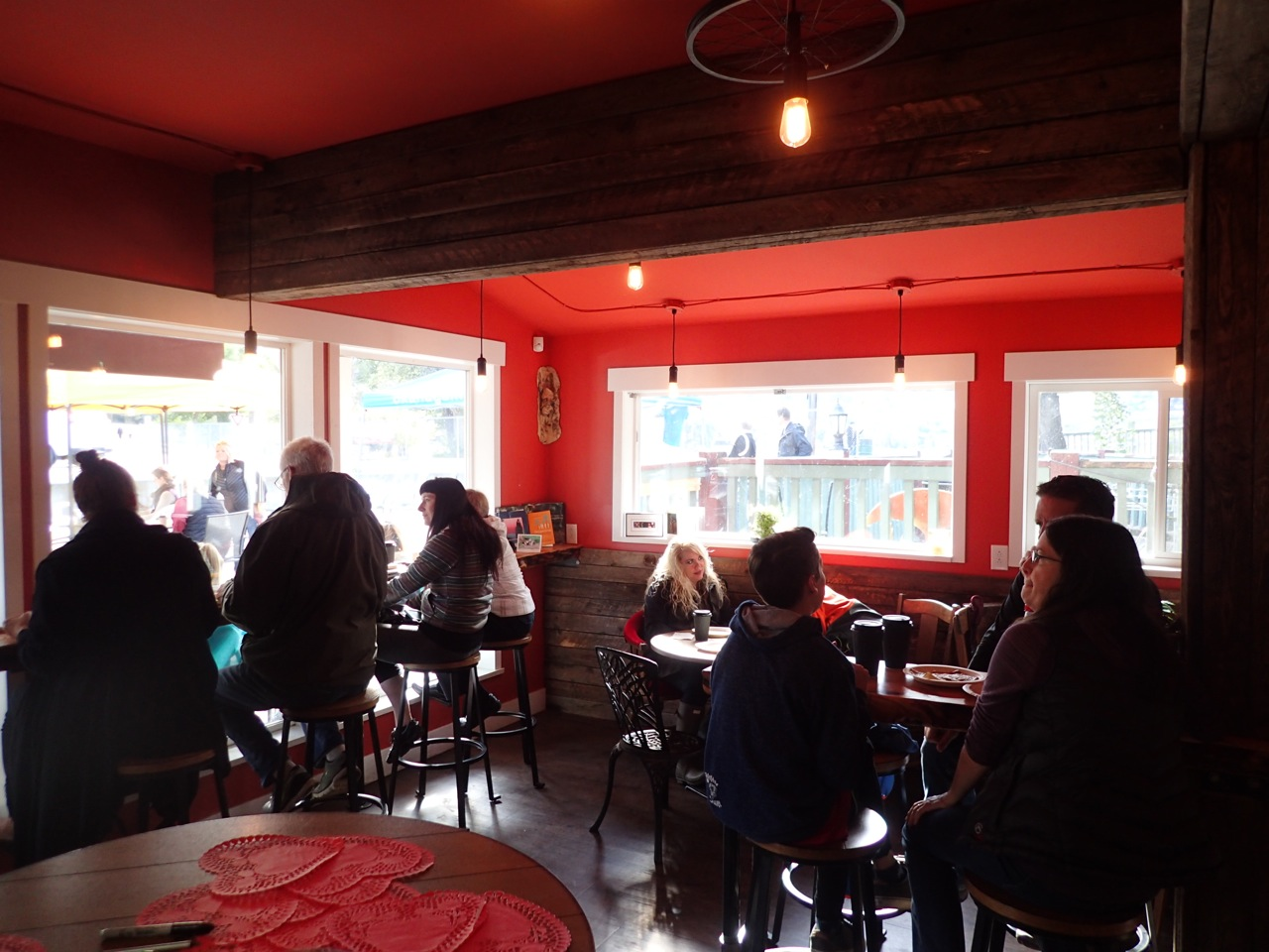 Community Coffee hub