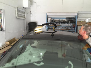 Benefits of Hail Damage and Paintless Dent Repair in Lewisville, TX serving DFW area