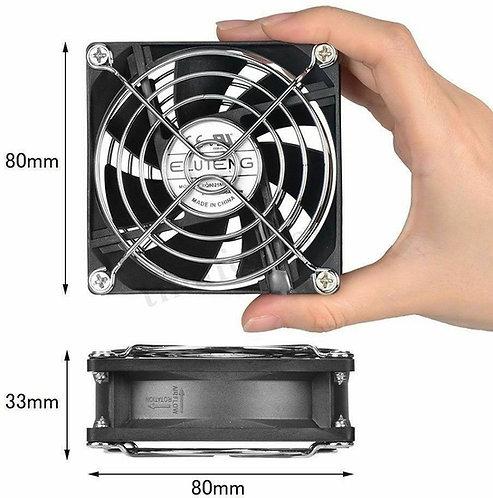 3 inch USB Fan