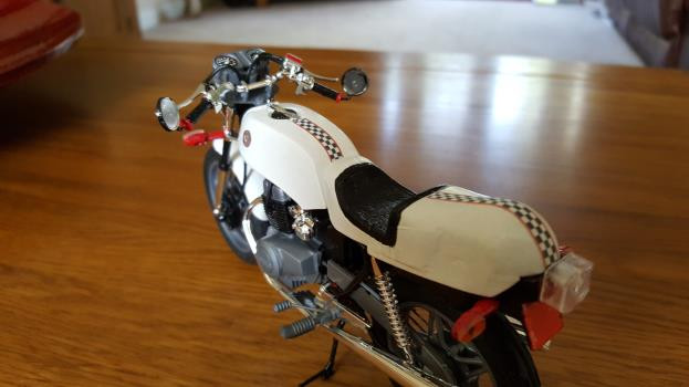 Creative Cafe Racer Month
