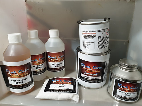 Kit 3, for up to 5 gallon tank