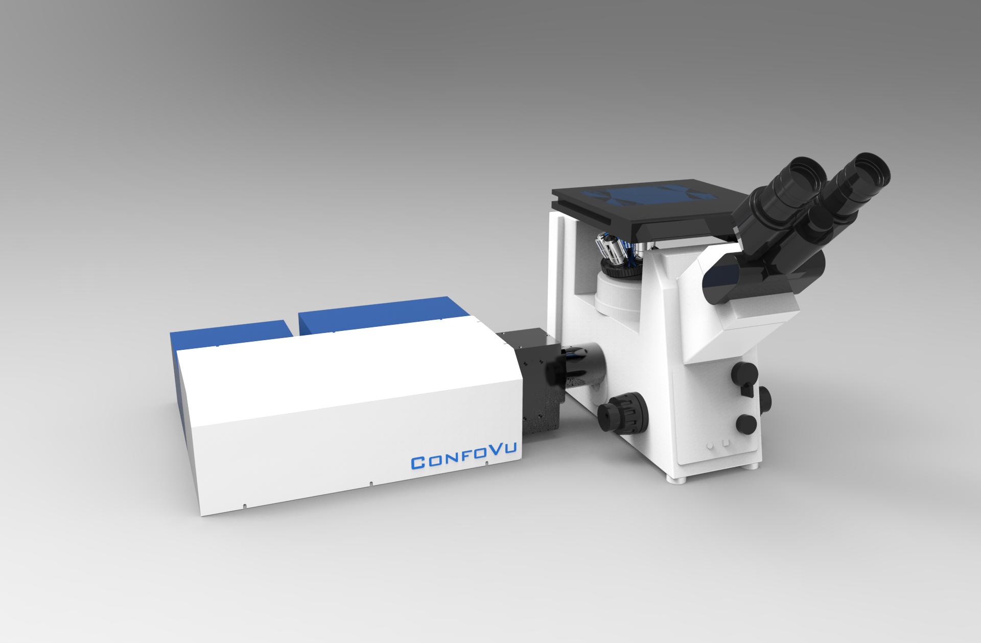 ConfoVu - Confocal Microscopy